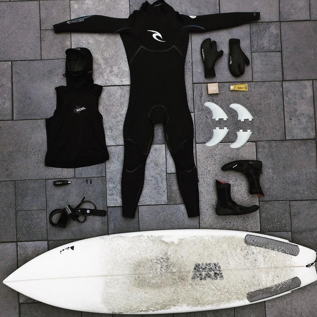 Surfoloog nederlandse wintergear