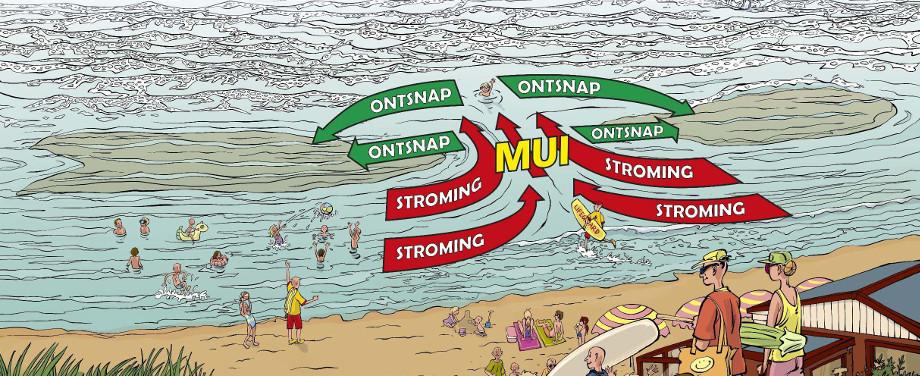 Surfoloog mui reddingsbrigade